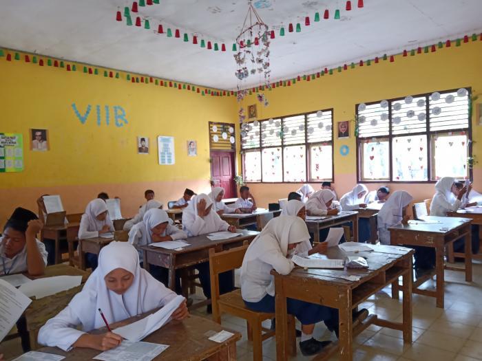 Ujian Semester Ganjil Tahun Ajaran 2019/2020 Dimulai