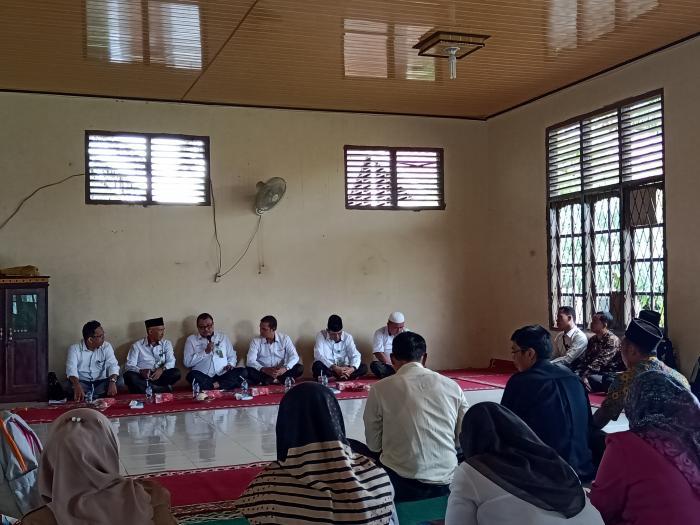 MTs N 5 Bungo Delegasikan Empat Guru menjadi Tim Teaching  Penulis dan Korektor Soal UMBN-BK tahun 2019/2020 Kabupaten Bungo